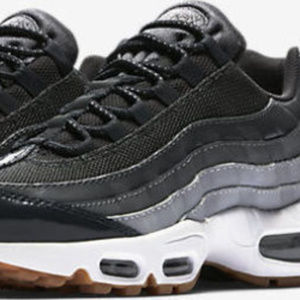 NIKE Air Max 95 Anthracite White Wolf Grey WOMENS